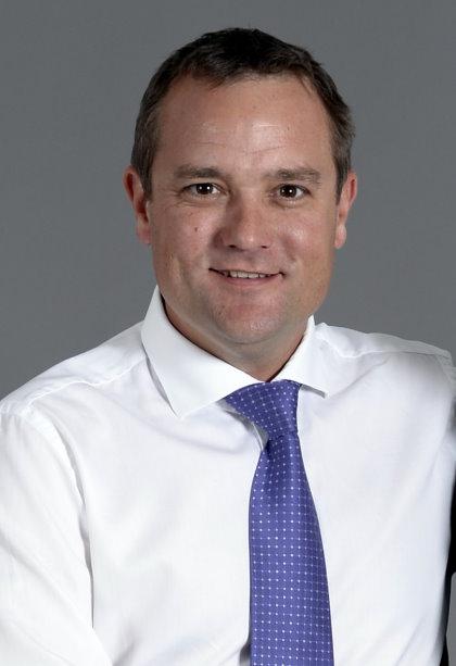 Ed Edwards, Group General Manager