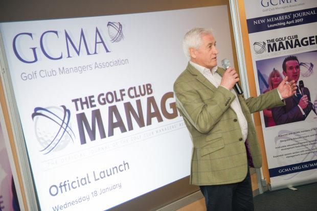 GCMA CEO Bob Williams