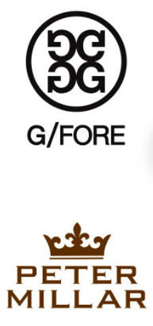 GFORE Peter Millar logo