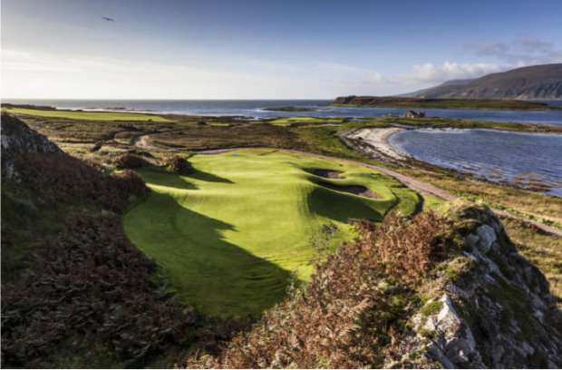 Jura Golf Course (Konrad Borkowski)