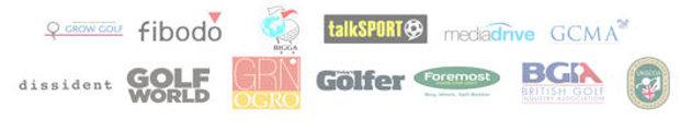 National Golf Month sponsors