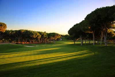 Vilamoura Old Course 8th