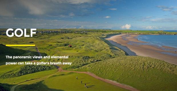 VisitAberdeenshire Golf