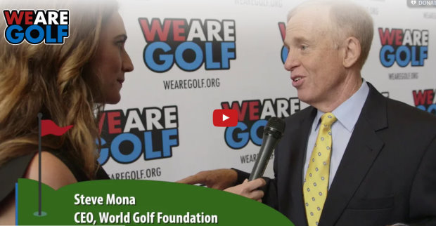 We are Golf steve Mona