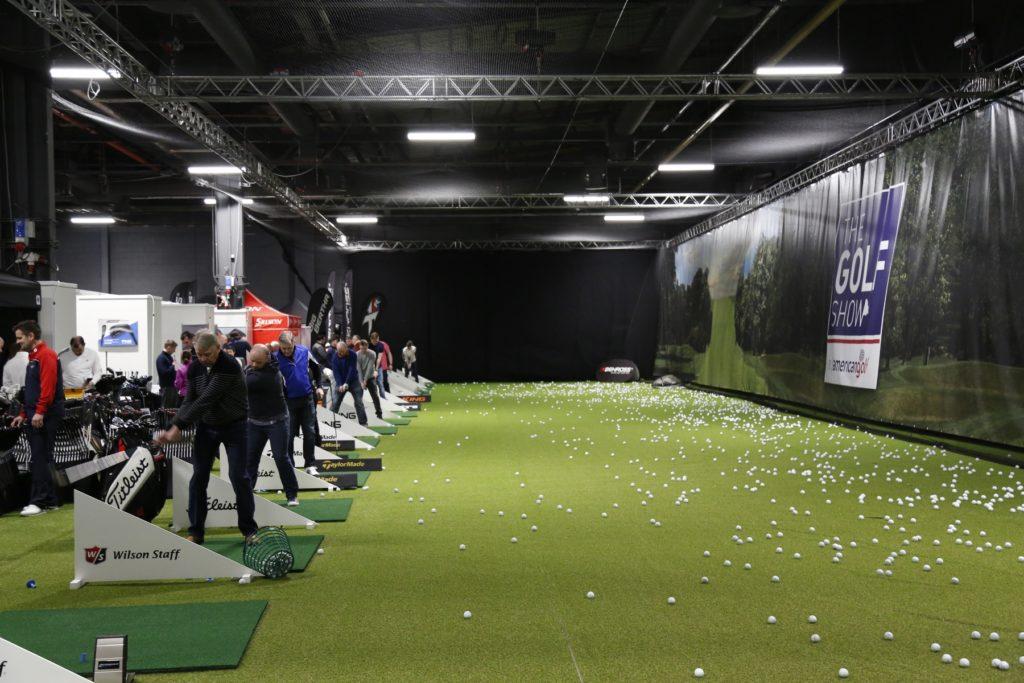American Golf show range 2