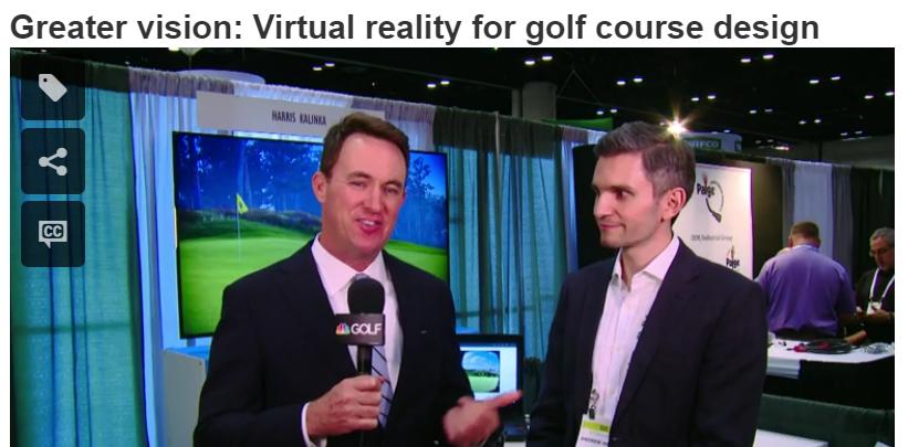 Harris Khalinka Golf Channel GIS