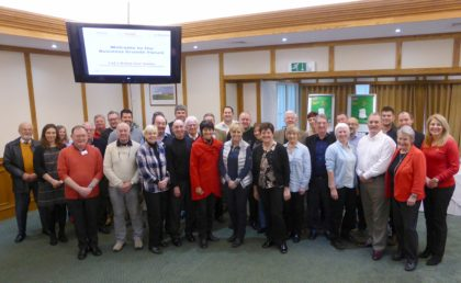 The Business Growth Forum held by Isle of Man Golf and England Golf provided plenty of food for thought for those attending