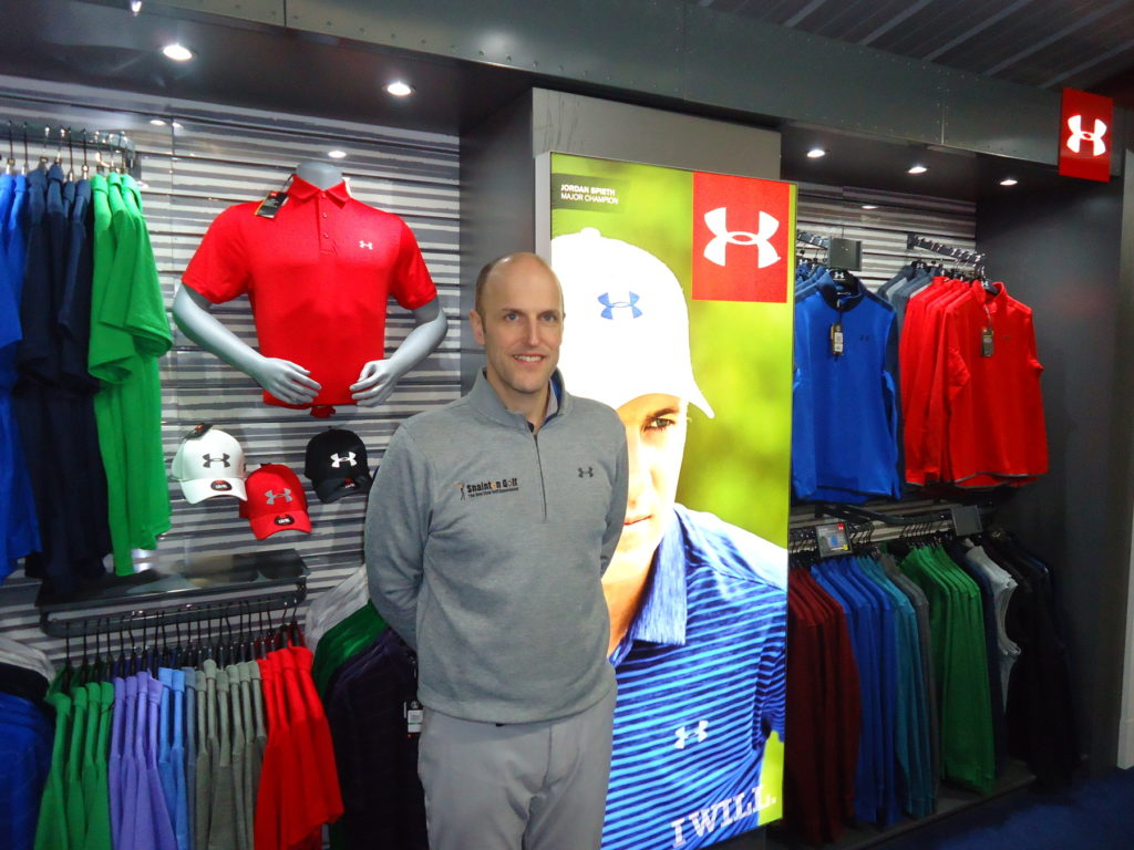John Hinchliffe, Owner Snainton Golf