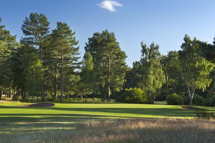 Ladybank Golf Club in Fife is embracing fundamental change