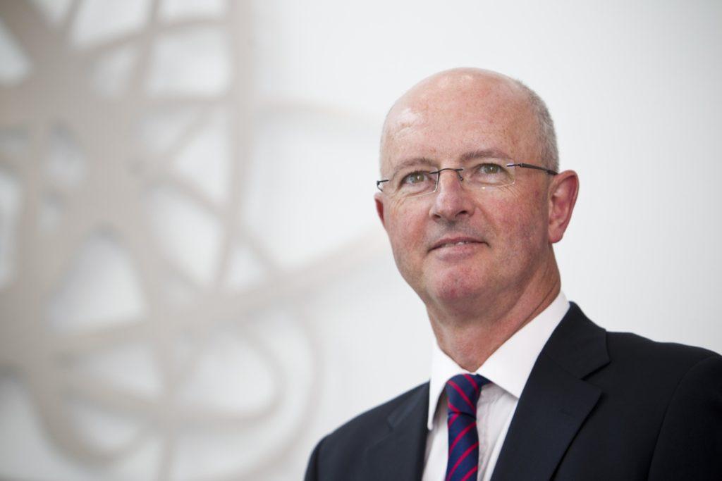 Steve Harris, chief executive of VisitAberdeenshire