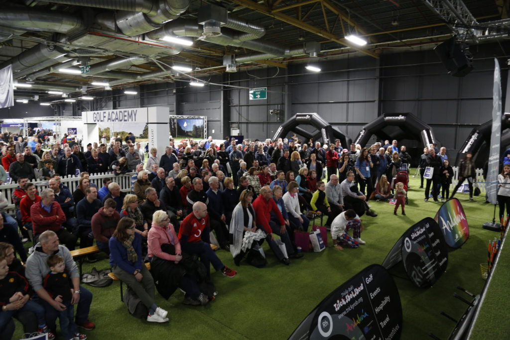 The Golf Show American Golf 2016 (photo Mark Newcombe)