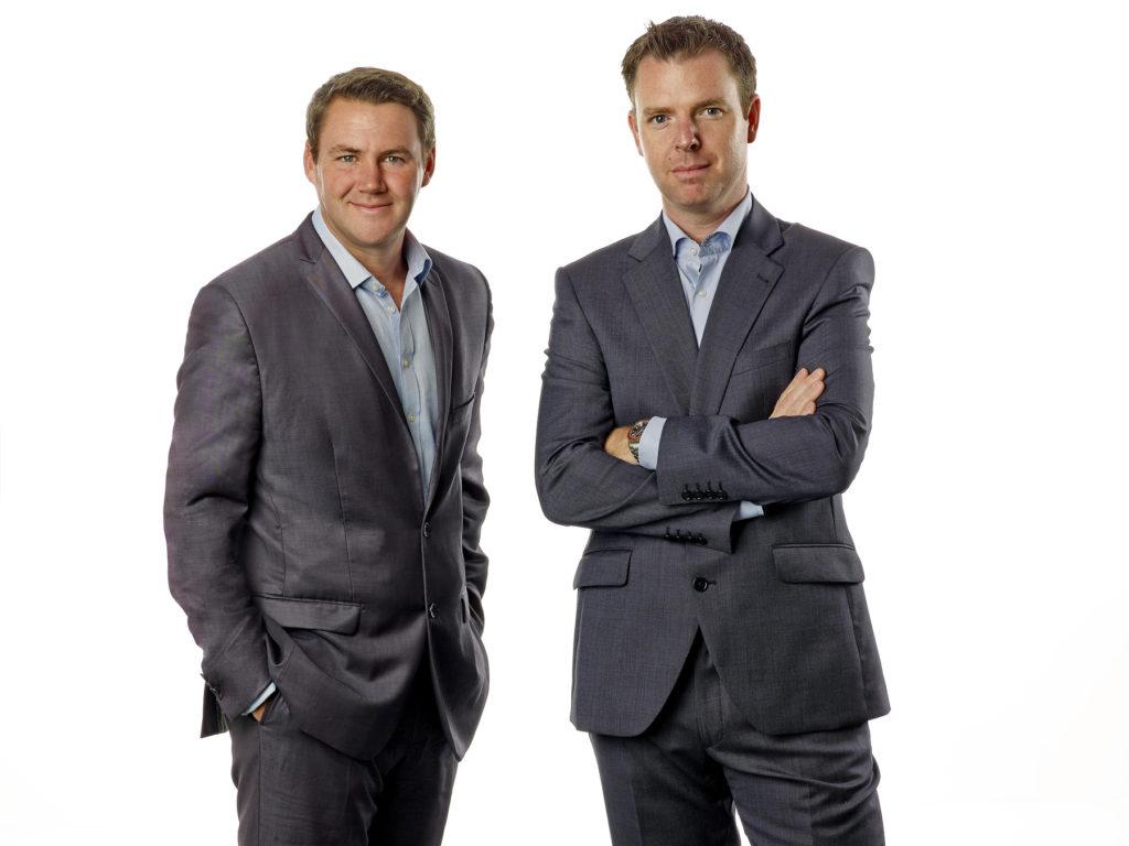 John Clarkin (left) and Julian Mooney