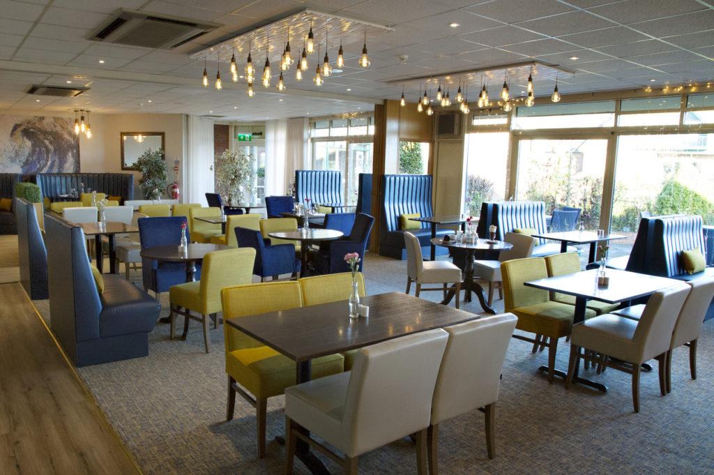 The Park Restaurant at Ufford Park Woodbridge Hotel, Golf & Spa