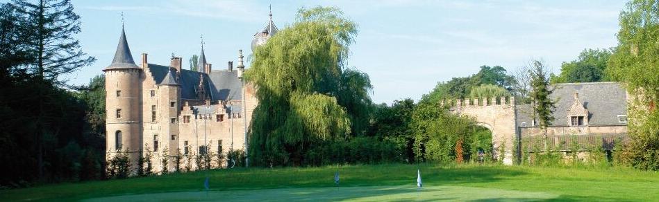 Cleydael Golf Club (14th century castle and 17th century annexes)