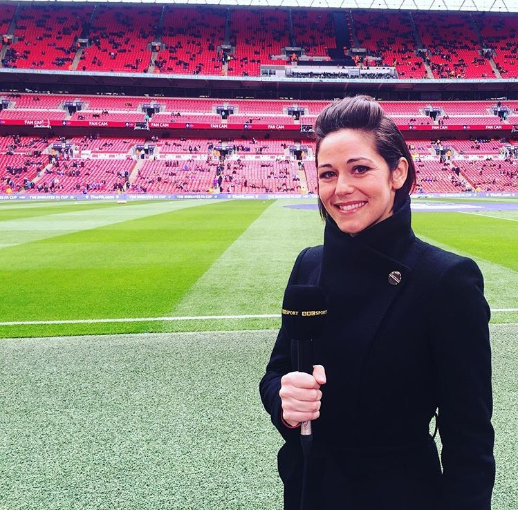 Eilidh Barbour to become the BBC's golf TV presenter, making her debut at the BMW PGA Championship in May