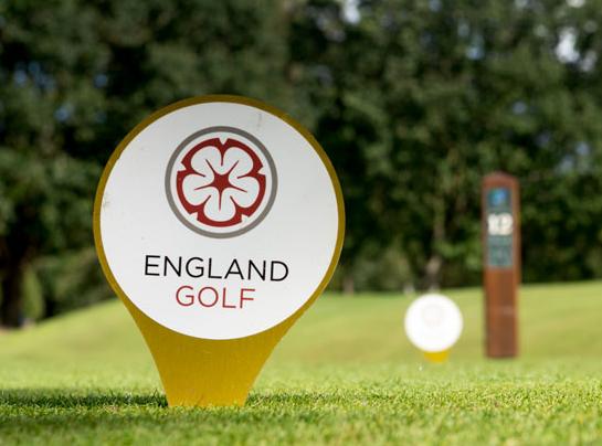 England Golf generic shot