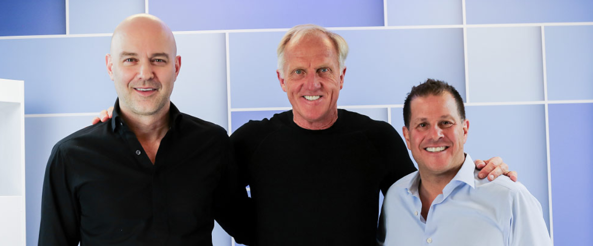 ABG and Greg Norman announce a Joint Venture