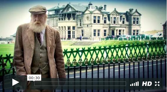 Old Tom Morris of St Andrews GCSAA ad link