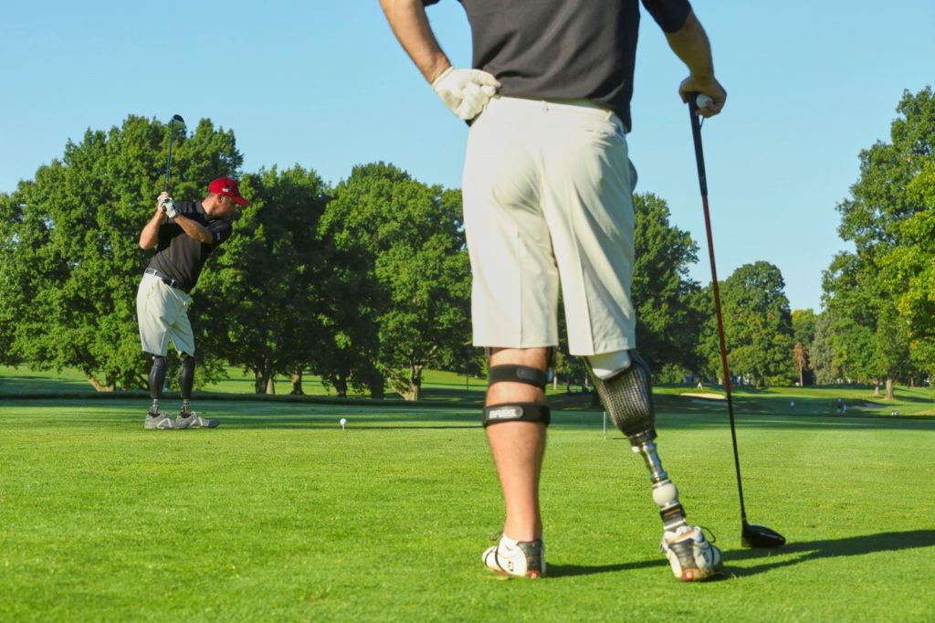 The On Course Foundation Golf Skills and Employment Course