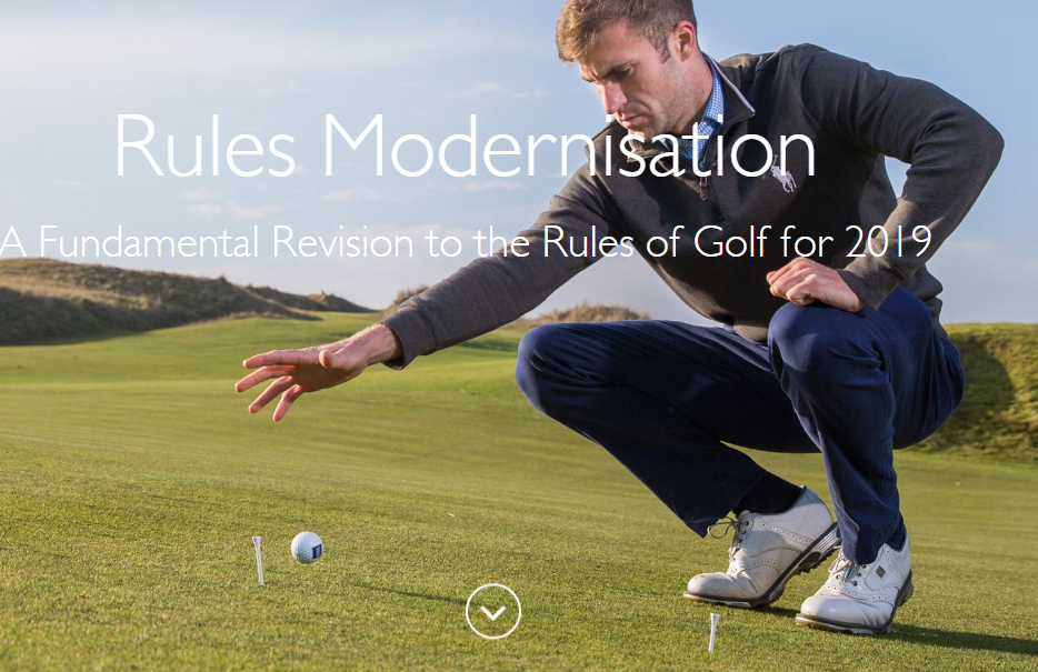 Relaxed procedures for dropping a ball allow the ball to be dropped from just above the ground