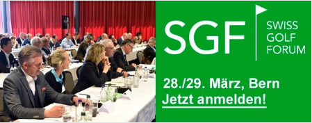 Swiss Golf Forum 2017
