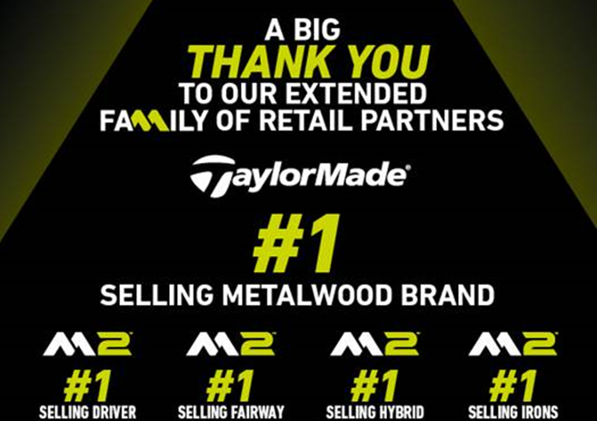 TaylorMade infographic