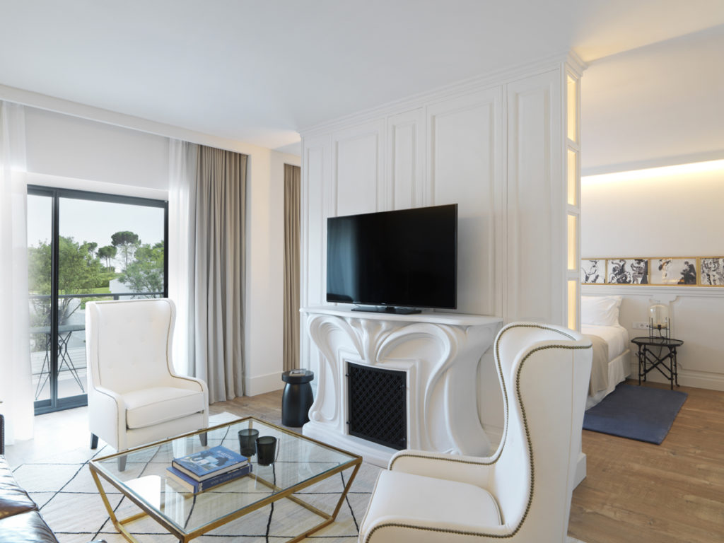 PGA Catalunya Resort's five star Hotel Camiral outside Girona, less than an hour from Barcelona