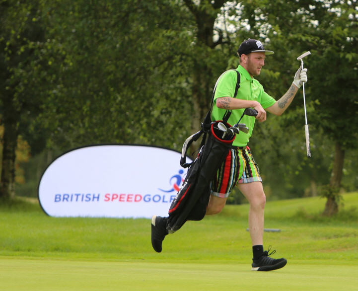 image courtesy British Speedgolf