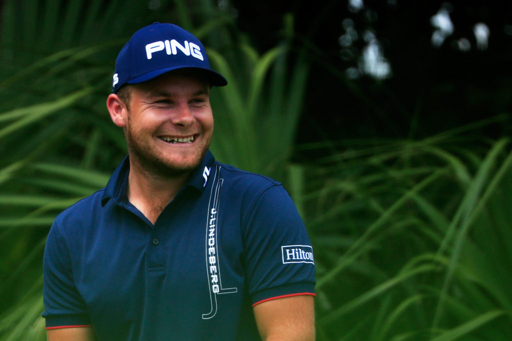 Tyrrell Hatton (Photo by Cliff Hawkins/Getty Images)