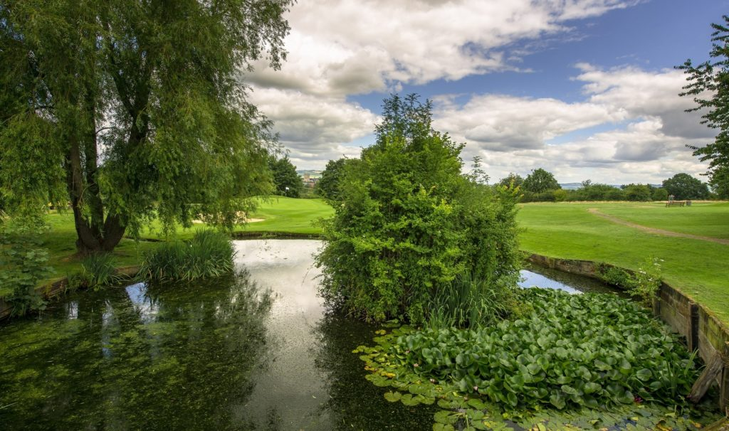 Tewkesbury has an 18-hole par 73 parkland golf course