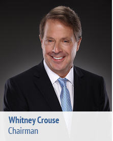 Whitney Crouse Chairman Mosaic Clubs & Resorts